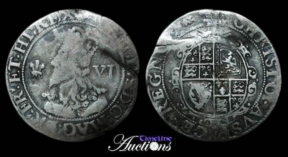 Charles I British Coinage Reference At Wildwinds Com