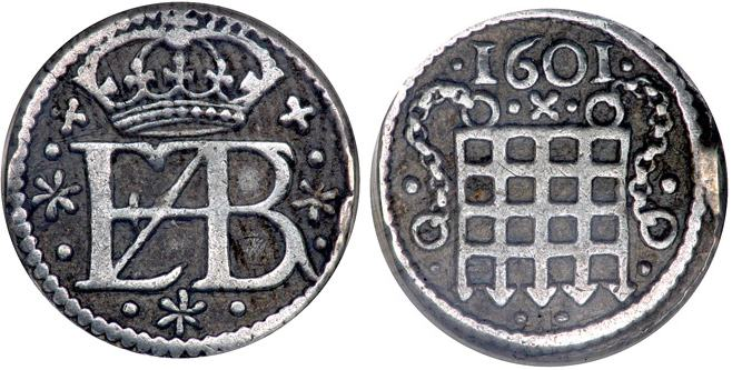 english coin shield