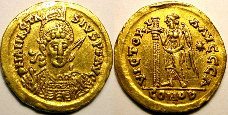 Mec 112 Byzantine Coins In The Wildwinds