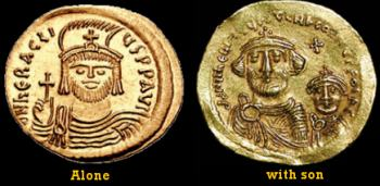 a biography of heraclius from anantotlia