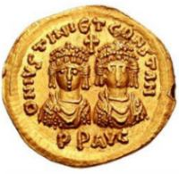 Toppic Byzantine Coins In The Wildwinds