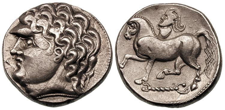 Eastern - Ancient Celtic Coins - WildWinds com