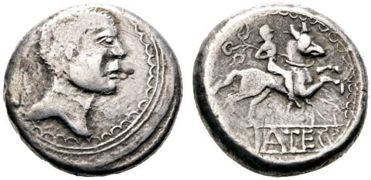 Pannonia, Boii - Ancient Celtic Coins - WildWinds com