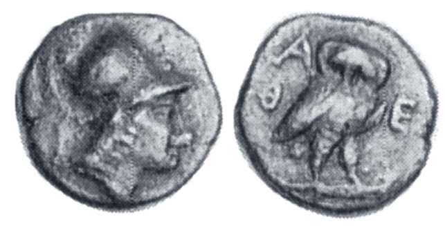 Athens Ar Tetradrachm After 449 Bc. Attica