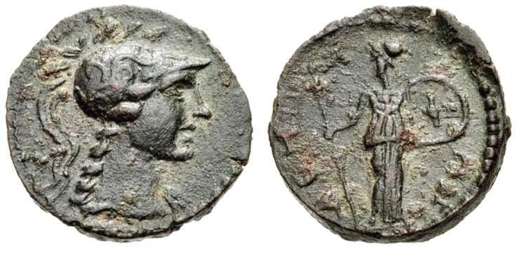 Athens Ar Tetradrachm Attica After 449 Bc.