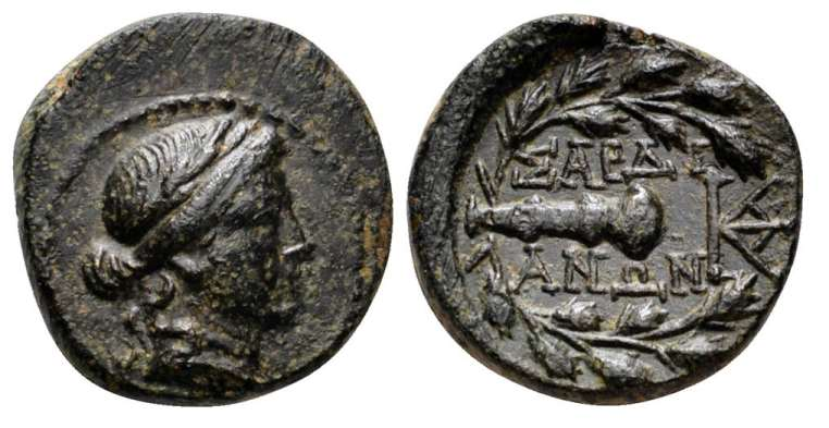 AE15 de Sardes, Lydia. BMC_17