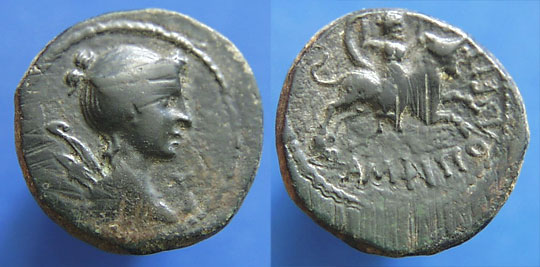 Ae de Amphipolis (S. II a.C) Moushmov_5979