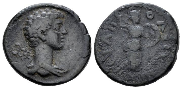 CNG: eAuction 443. PHRYGIA, Hierapolis. Pseudo-autonomous