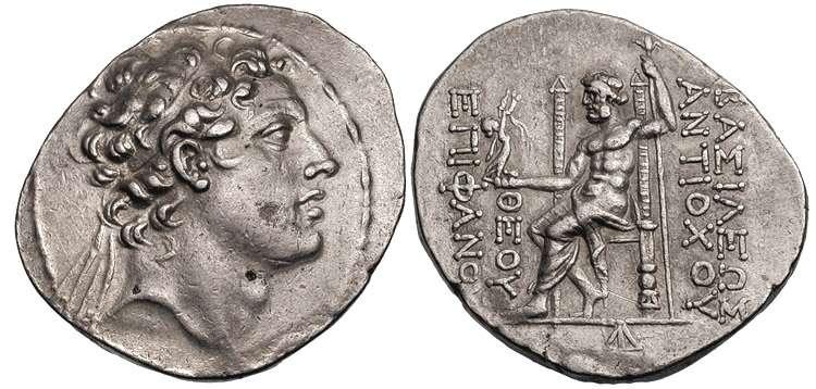 Tetradracma de Antioco VIII. Morkholm_06