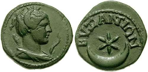 Byzantion.1st Century BC