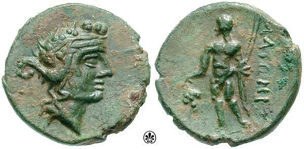 AE 20 de Maroneia, Tracia Schonert_1627