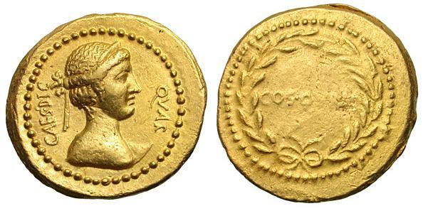 Julius caesar roman imperatorial coins reference at wildwinds text image cohen 30 julius caesar freerunsca Images