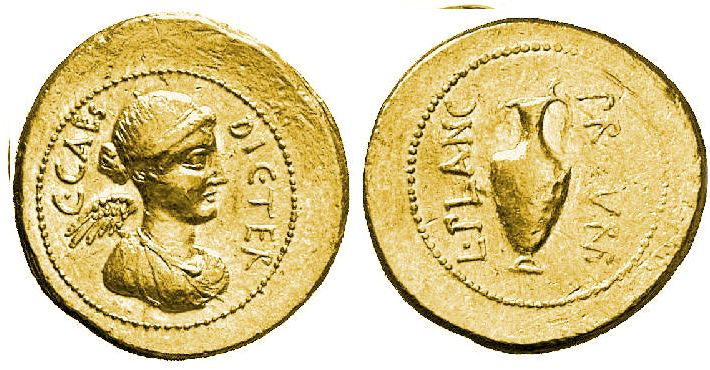 Julius caesar roman imperatorial coins reference at wildwinds text image freerunsca Images