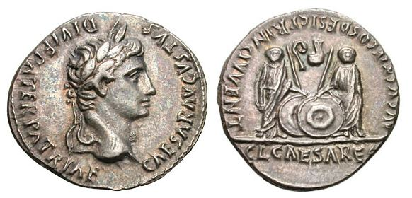 Augustus Coin