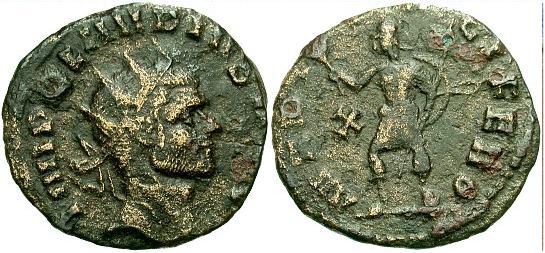 Antoniniano de Claudio II. MARTI PACIFERO. Roma RIC_0072