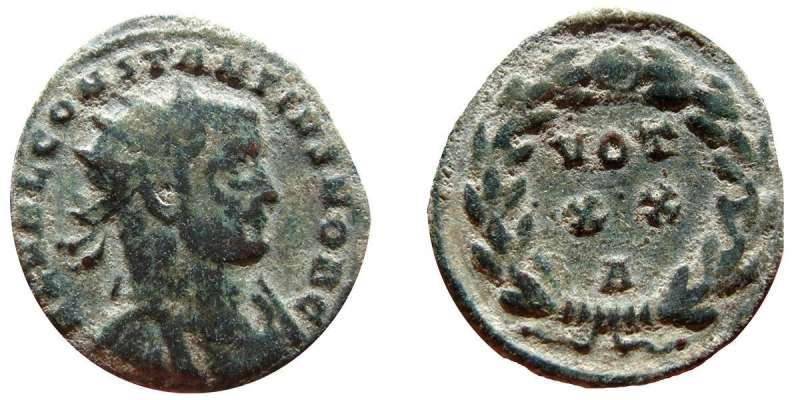 RIC VI, NICOMEDIA [after 75], CONSTANTINE, UNLISTED FOR