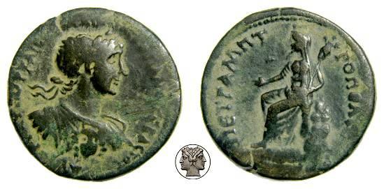 arabia  petra - ancient greek coins
