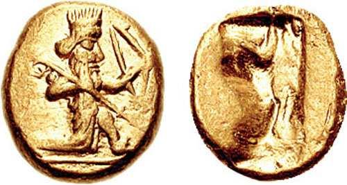 Lydia - Ancient Greek Coins - WildWinds.com