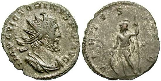My Victorinus Arrived | Coin Talk